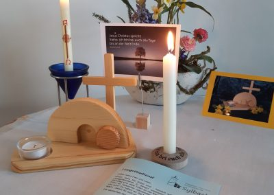 Kirche Sylbach Corona Gottesdienst to go Zuhause 3