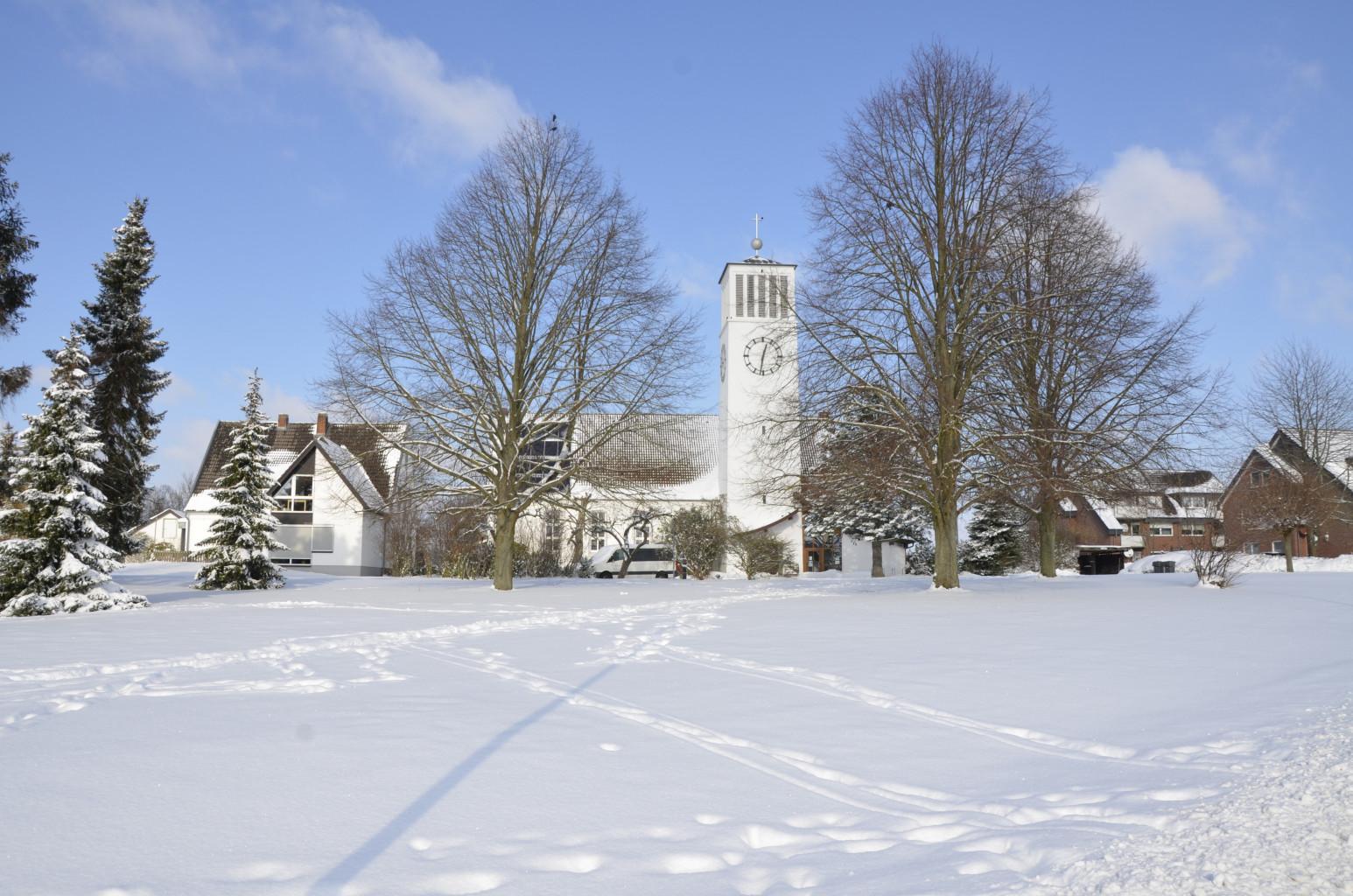 Kirche Sylbach Winter Axel Schwarze 13