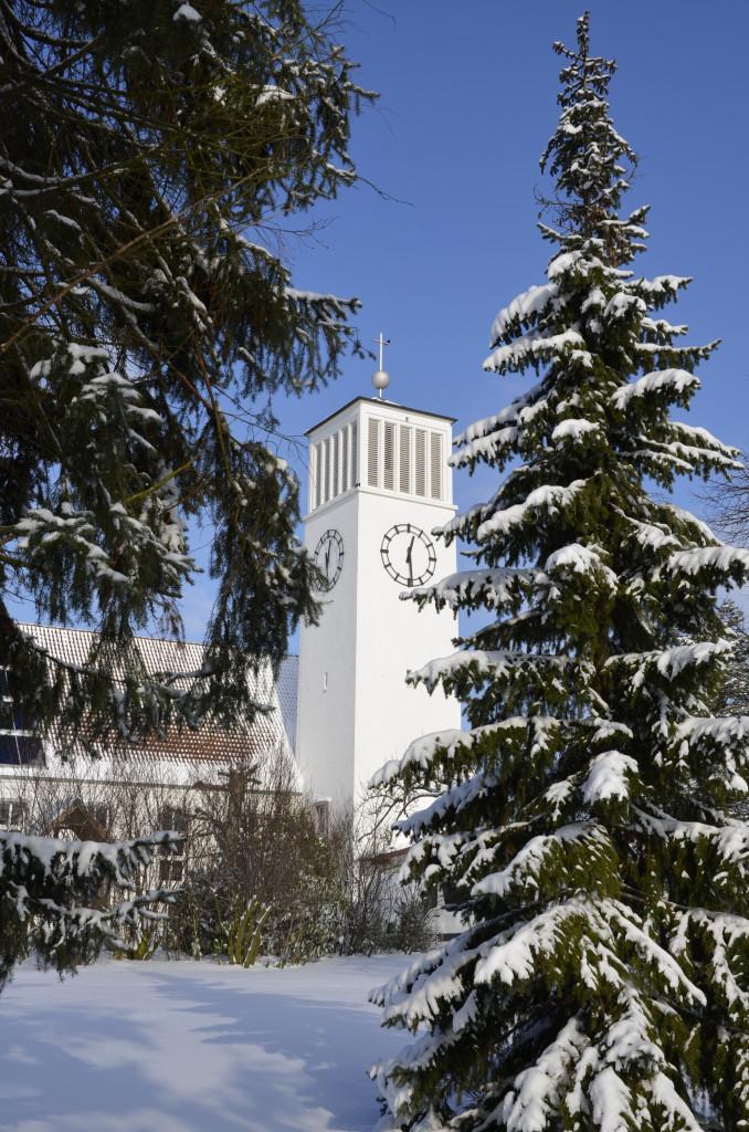 Kirche Sylbach Winter Axel Schwarze 14