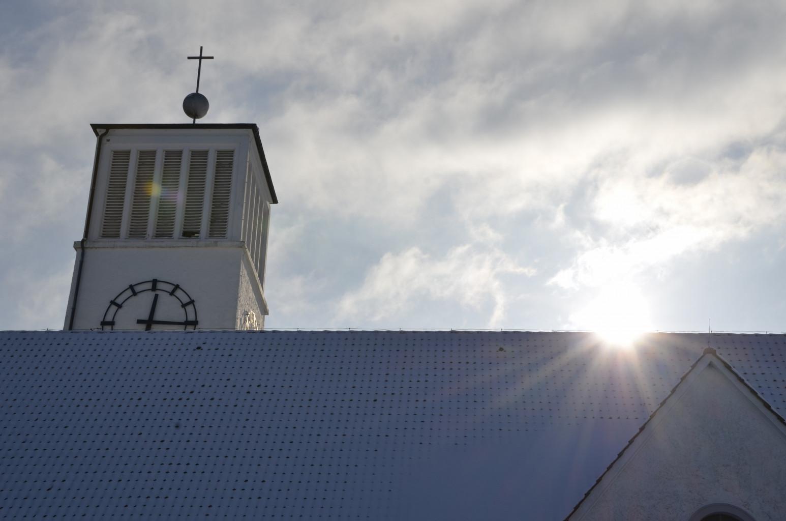 Kirche Sylbach Winter Axel Schwarze 3