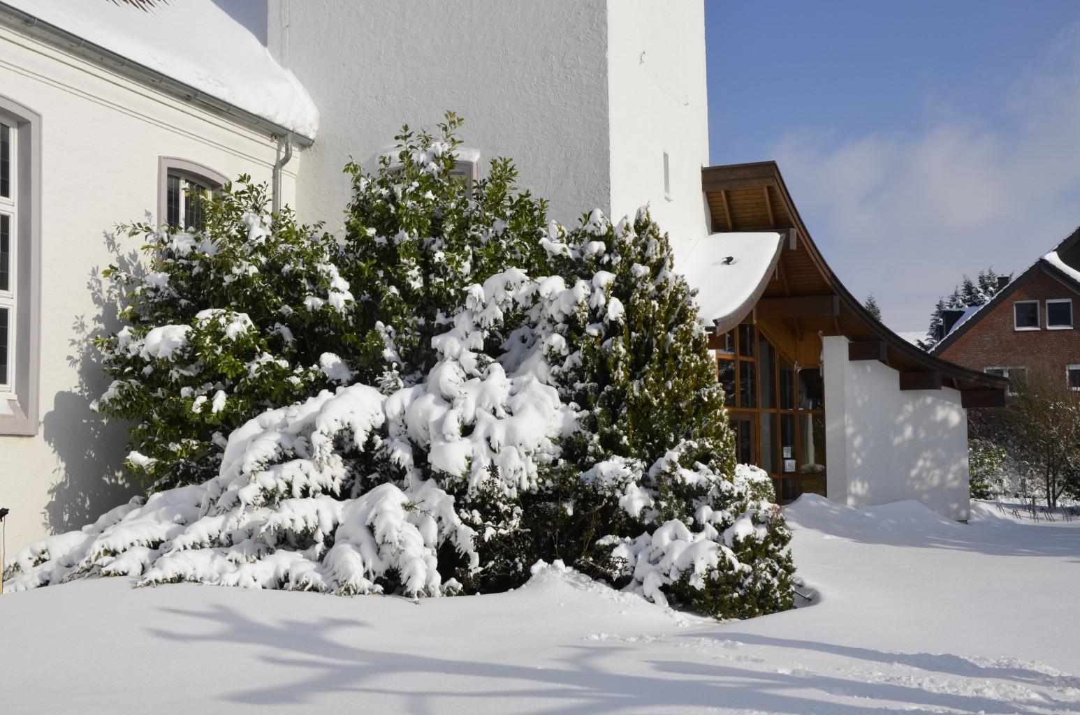 Kirche Sylbach Winter Axel Schwarze 5