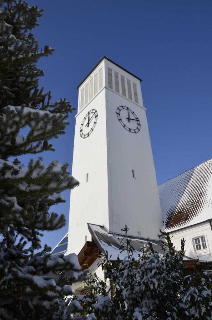 Kirche Sylbach Winter Axel Schwarze 6
